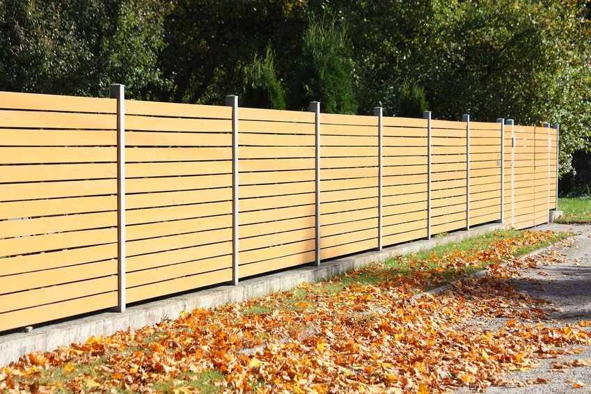 An Overview of the Top Residential Fencing Types
