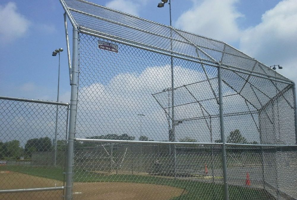 As Hope Springs Eternal, It May Be Time to Consider Installing a Baseball Backstop | Ashburn, VA