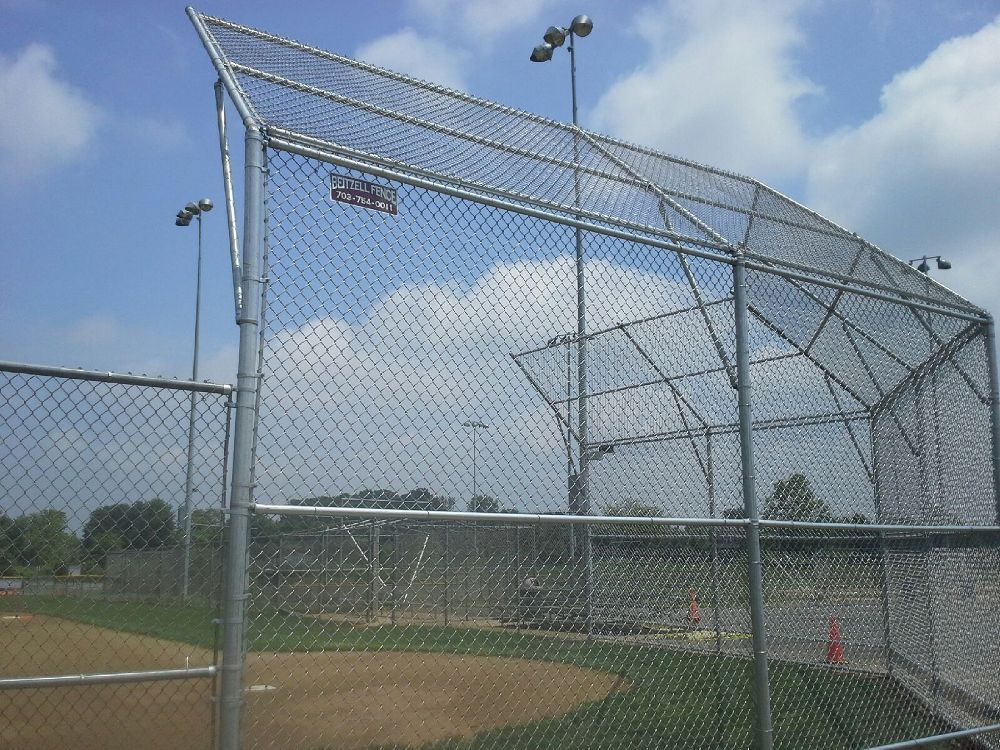as hope springs eternal it may be time to consider installing a baseball backstop ashburn va