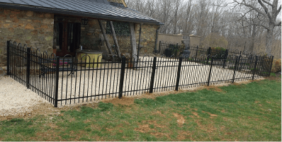 Consider an Aluminum Fence for a Security Fence on Your Business Property | Fairfax, VA