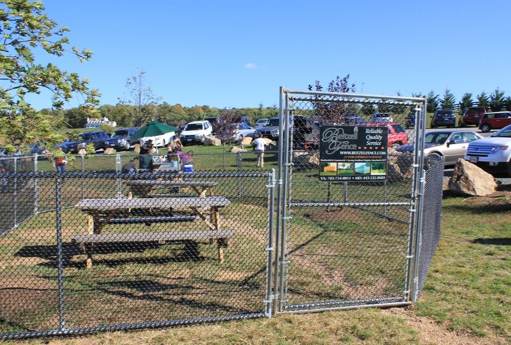 Chain Length Fences Offer Many Benefits