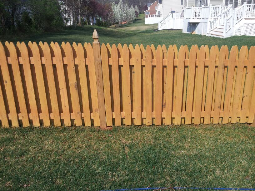 Here's Why you Should Buy a Wooden Fence From Us