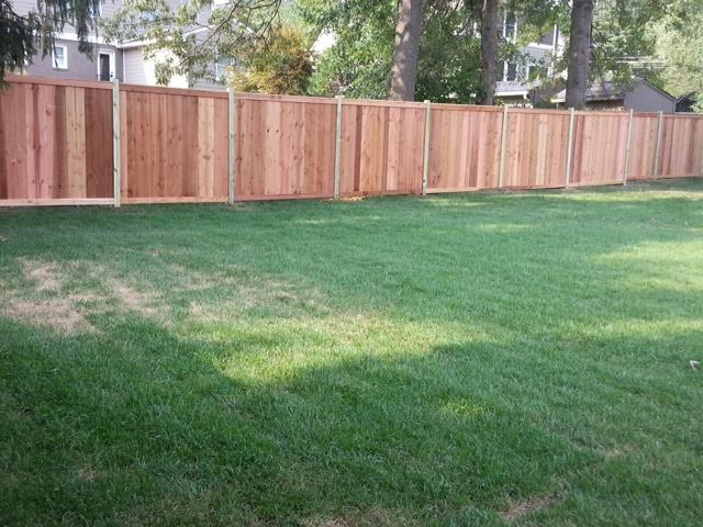 Get a Privacy Fence after Moving into a Home Next to a Busy Street