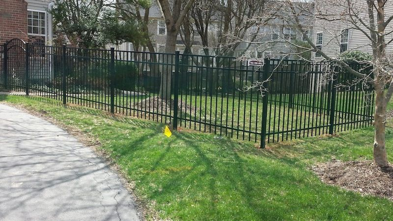 Keep Your Aluminum Fence in Good Shape with the Right Landscaping