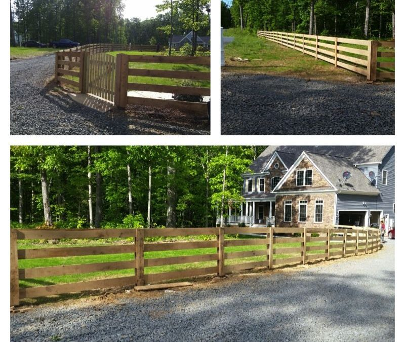 What can a paddock fence do for you?