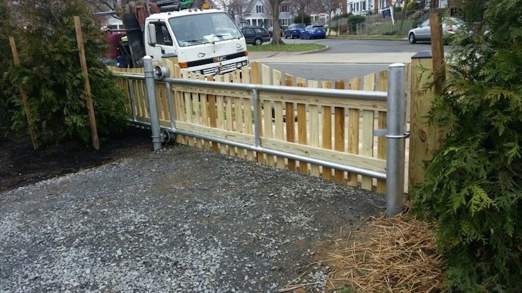 What can a Steel Frame Sliding Gate do for You?