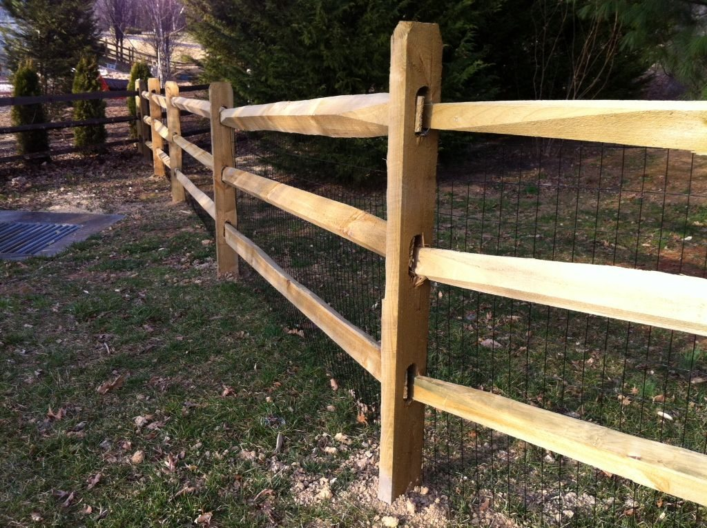 know these six tips before starting a wood fence installation