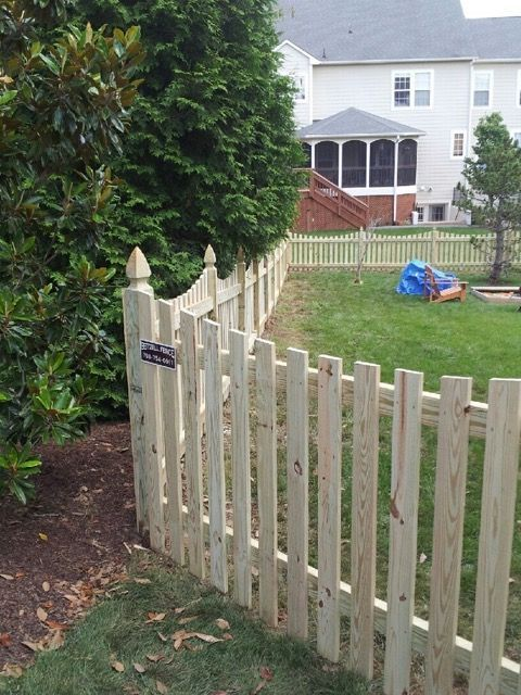 Our Fencing Clients Love Our Work