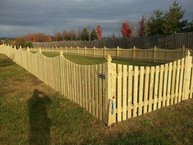 Why a Wood Fence?