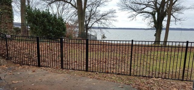 Aluminum Fences Avoid Annual Maintenance