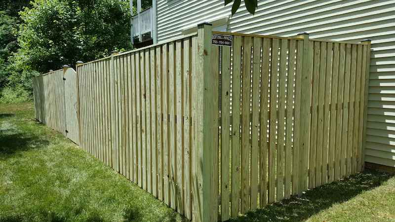 8 Tips for Wood Fence Installation
