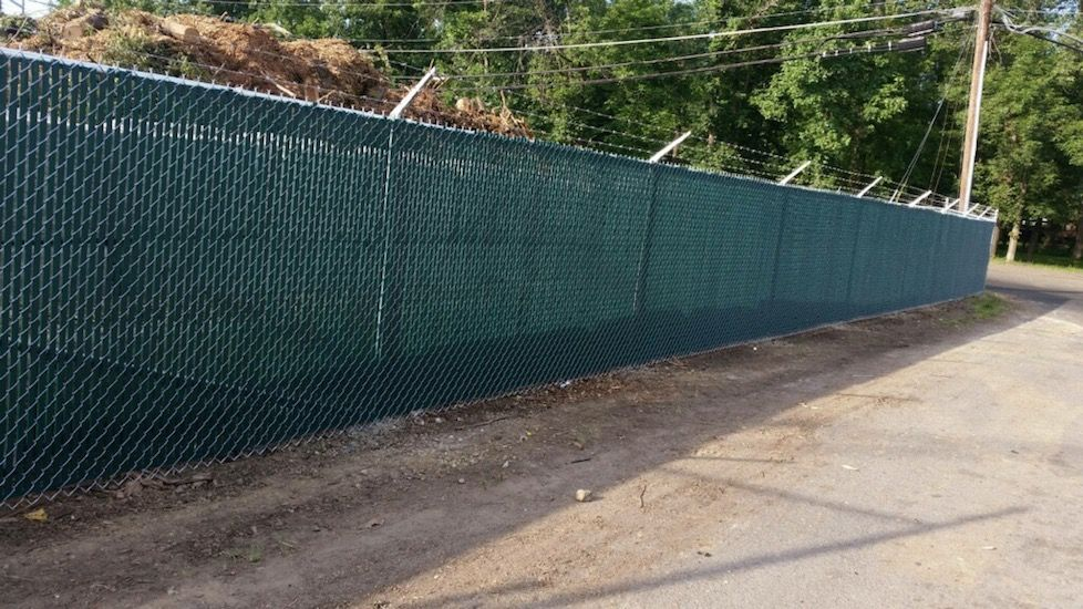 Commercial Fencing Gallery - Beitzell Fence