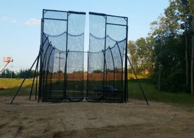 beitzell-fence-george-mason-hammer-disc-throw-cage