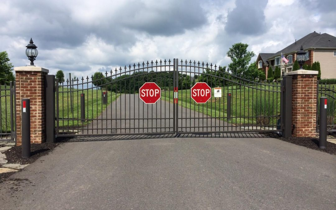 8 Reasons You Need an Access Control Gate Now